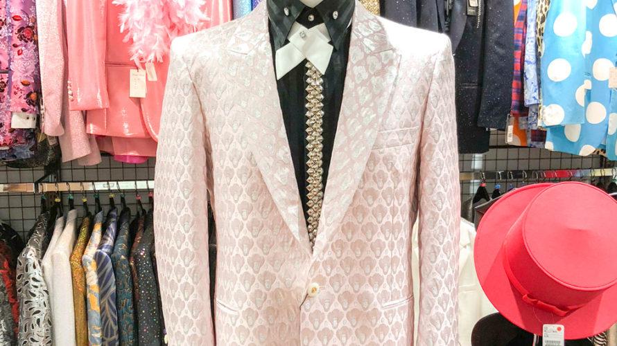メンズ舞台衣装を販売する「ゼンモール」。東京の店舗と通販のご案内!