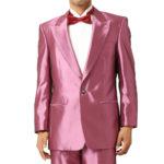 一味違うスーツで差別化!上下セットアップで、珍しいカラーや生地が当店にはあります。
