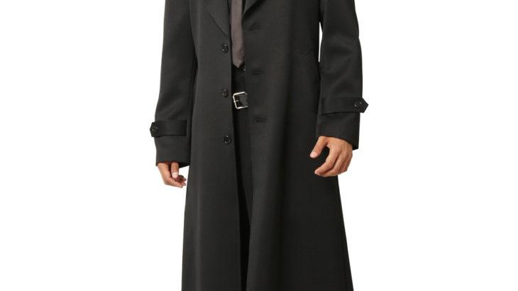 完成された美しいシルエットが魅力!マキシ丈ロングコート